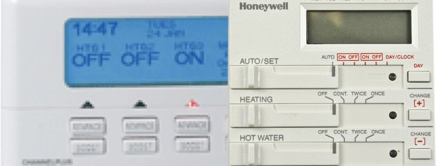 Central Heating Programmers